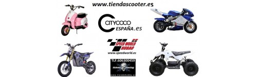 MINIMOTOS Y QUADS ELECTRICOS