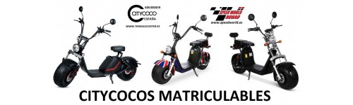 CITYCOCOS MATRICULABLES