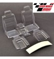 HOBAO DC-1 INTERIOR SEATS - CLEAR