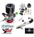 Motor Hyper 21 Turbo completo
