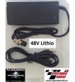 Cargador Baterías Lithio 48V