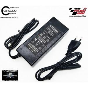 Cargador Baterías Lithio 36V