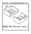 Caja de bateria izquierda