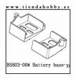 Caja de bateria derecha