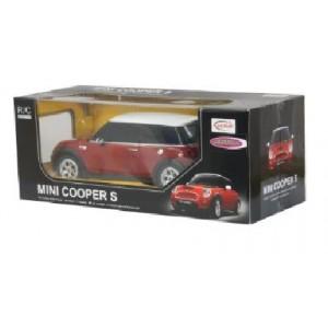 Mini Cooper S rot 1:14 40MHz ultima unidad al 50%